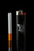 Metal Cigarette Chillum - Metal Cigarette Chillum