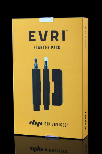 EVRI Triple Use Vaporizer Starter Pack - EVRI Triple Use Vaporizer Starter Pack