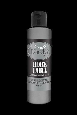 Randy's Black Label Cleaner for Glass, Metal & Ceramic