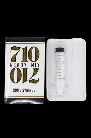 710 Ready Mix Empty Syringe
