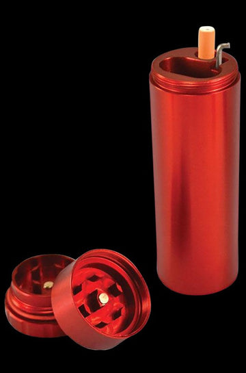 All-in-1 Smoke Stopper with Poker & Grinder