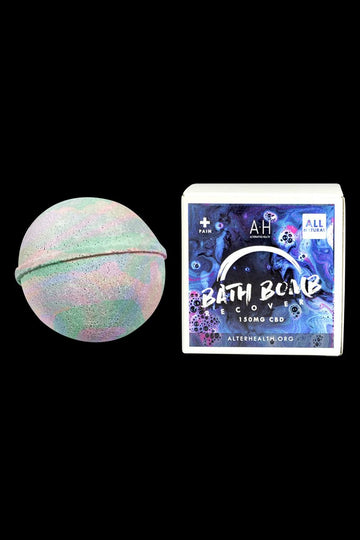 Pain Recover - Alternative Health CBD Bath BombPain Recover [DUPLICATE] - Alternative Health CBD Bath Bomb