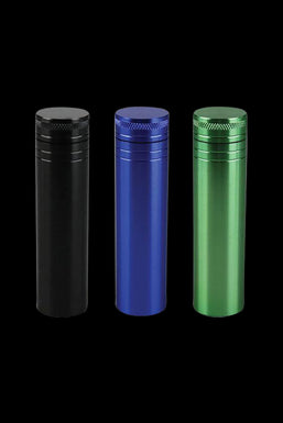 Aluminum Storage Tube for Herbs or Joints