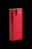 Red - Anodized Aluminum Smoke Stopper Dugout