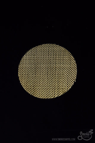 Silver or Brass Metal Filter Screen (5 Pack)