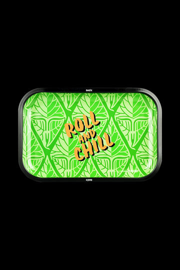 "Basix ""Roll & Chill"" Rolling Tray"