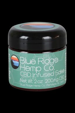 Blue Ridge Hemp CBD Infused Salve