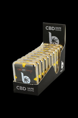 Bluum CBD Disposable Pod Vape - 10 Pack