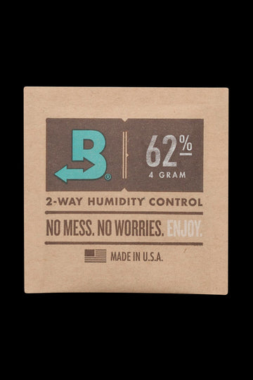 X Small (4 Grams) - Boveda Humidity Control Pack for Dry Herbs - 62%