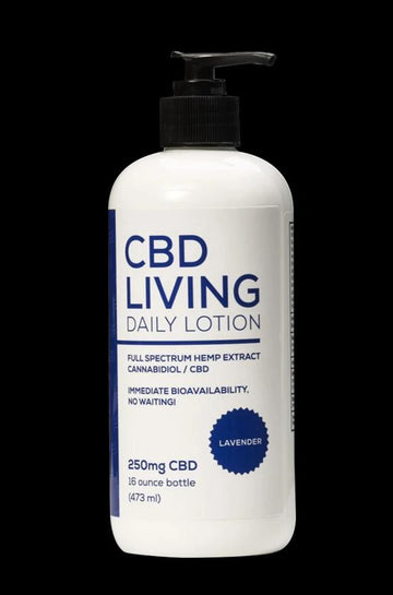 CBD Living Daily Lotion - 12 Pack