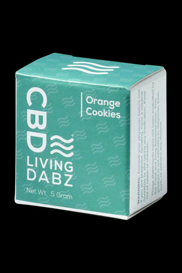 Orange Cookies / 6 Grams (12 Pack) - CBD Living Dabz Shatter