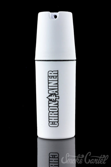White Chrontainer - Chrontainer - The Smell Proof, Water Proof, Storage Container