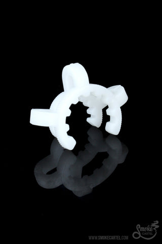 Plastic Keck Clip for Glass on Glass Joints