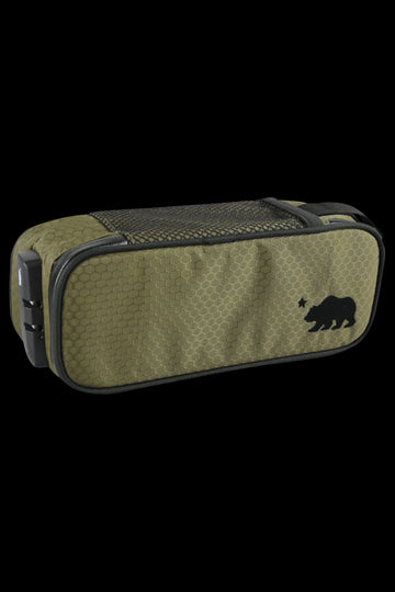 Green - Cali Crusher Medium Locking Soft Case