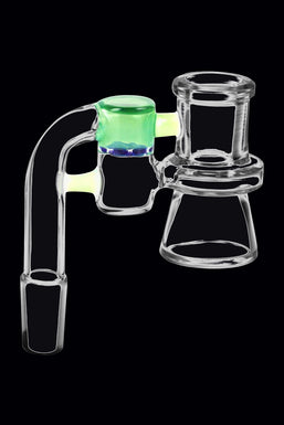 Compact Waterless Glass Ash Catcher