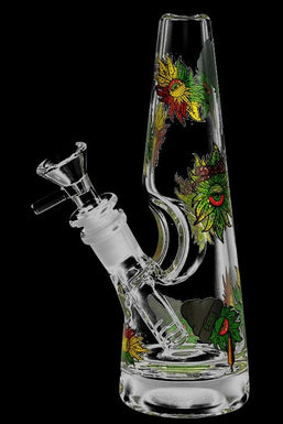 Conical Stoner Eye Water Pipe