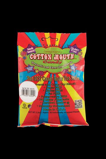 Cotton Mouth Candy Snack