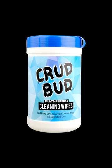 Crud Bud Multipurpose Cleaning Wipes Tub