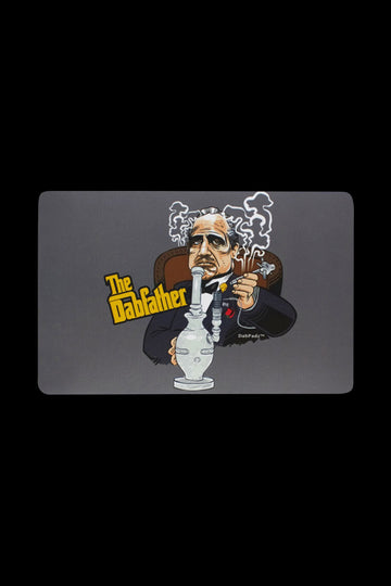 "DabPadz ""The Dabfather"" Large Dab Mat"