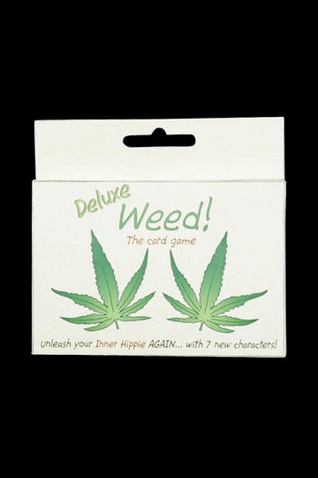 Deluxe Weed! - 420 Themed Card Game