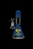 Diamond Glass Diamond Cone Water Pipe - Diamond Glass Diamond Cone Water Pipe