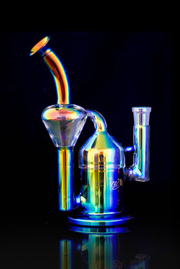 Envy Glass Dichroic Inline Recycler