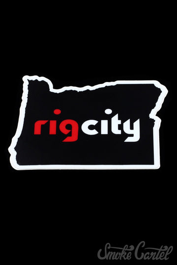 ErrlyBird Rig City Sticker - ErrlyBird -  - ErrlyBird Rig City Sticker