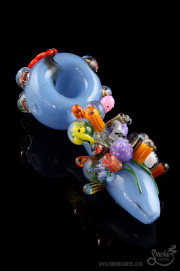 "Empire Glassworks ""Ocean Critters"" Spoon - Empire Glassworks ""Ocean Critters"" Spoon"