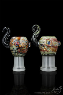 """Empire Glassworks """"Earthed"""" Female Dome"""