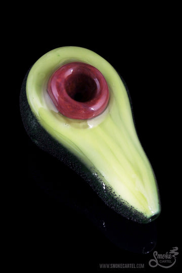 "Featured View - Empire Glassworks ""Avocadope"" Hand Pipe"