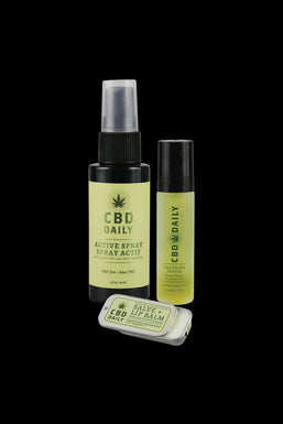 Earthly Body CBD Daily Gift Set