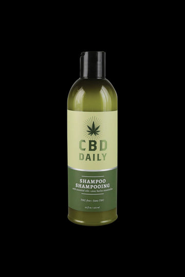 Earthly Body CBD Daily Shampoo