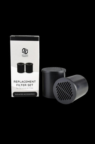 Eco Four Twenty Personal Air Filter Replacement Refill - 2 Pack
