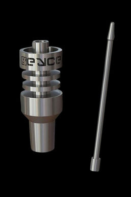EYCE Domeless 10mm Titanium Nail and Dabber Tool Combo