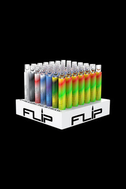 Flip Chillum To Dab Straw - 49 Pack