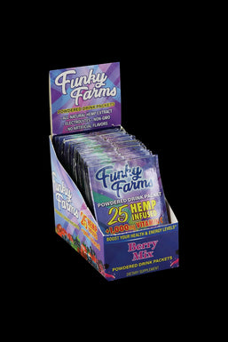 Funky Farms Hemp Drink Packet - 24 Packets