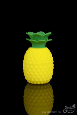 🍍 Pineapple Silicone Wax Container
