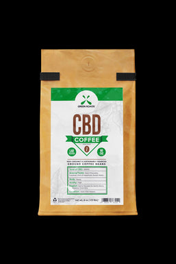 Green Roads Colombian CBD Ground Coffee