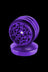 "Purple - Grindhouse 2"" Aluminum Tiered 4pc Grinder"