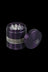 "Purple - Grindhouse 2.2"" Aluminum 4pc Grinder with Side Window"
