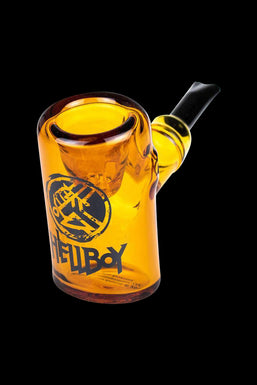 "Hellboy ""Golden Army"" Sherlock Glass Pipe"