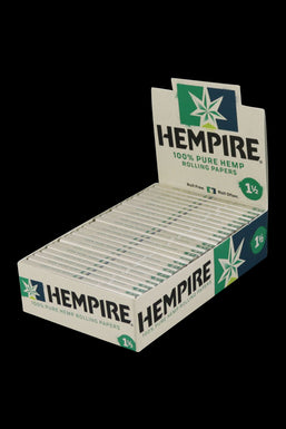"Hempire Hemp 1 1/2"" Rolling Papers - 24 Pack"