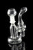 """Lo-Down"" Glass Dab Bubbler Rig - ""Lo-Down"" Glass Dab Bubbler Rig"