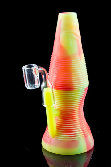 Pulsar Disco Lamp Silicone Oil Rig - Pulsar Disco Lamp Silicone Oil Rig