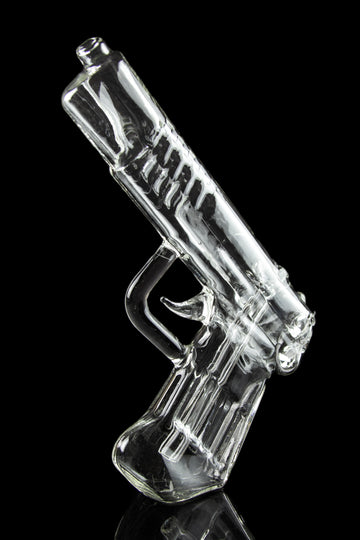 Smoking Gun Glass Bubbler - Smoking Gun Glass Bubbler