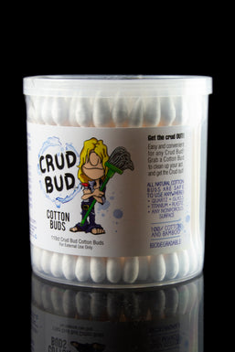 Crud Bud Cotton Swabs Tips