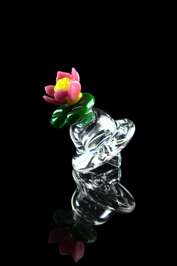 Empire Glassworks Lotus Carb Cap - Empire Glassworks Lotus Carb Cap