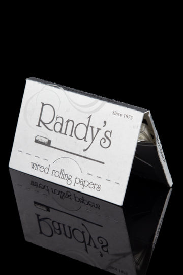 Randy's Classic Wired Rolling Papers - Randy's Classic Wired Rolling Papers