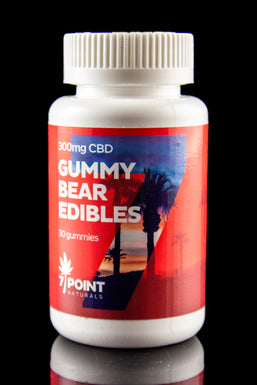 7 Point Naturals Gummy Bear Edibles