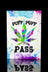 Lit Cards - Cannabis Greeting Cards with Joint Holder - Lit Cards - Cannabis Greeting Cards with Joint Holder